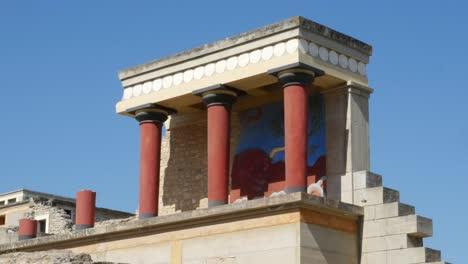 Grecia-Creta-Knossos-Minoan-Civilization-Restauración