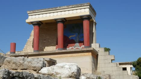 Greece-Crete-Knossos-Minoan-Civilization-Ruins