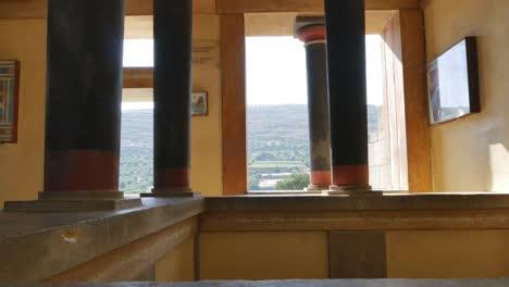 Grecia-Creta-Knossos-East-Hall-Del-Palacio