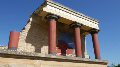 Greece-Crete-Knossos-Restored-Portico-Good
