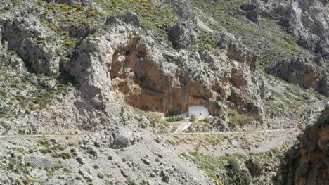 Greece-Crete-Kourtaliotiko-Gorge-Hermitage