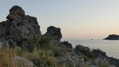 Grecia-Creta-Libia-Costa-Del-Mar-Rocas-Espectaculares