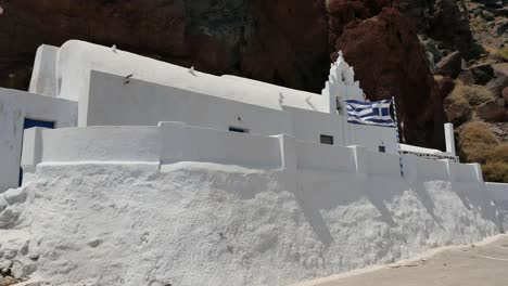 Greece-Santorini-Saint-Nicholas-Church-Full-View