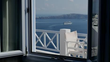 Greece-Santorini-Caldera-Seen-Through-A-Window
