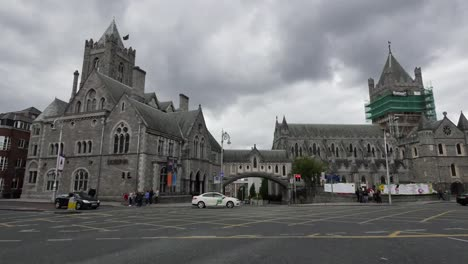 Ireland-Dublin-Dublinia-Museum-And-Christchurch-Cathedral