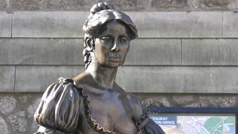 Ireland-Dublin-Molly-Malone-Statue-Head-And-Shoulders-