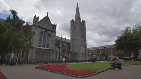 Ireland-Dublin-Saint-Patricks-Cathedral-And-Gardens