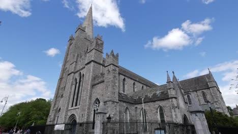 Irlanda-Dublín-Catedral-De-San-Patricio