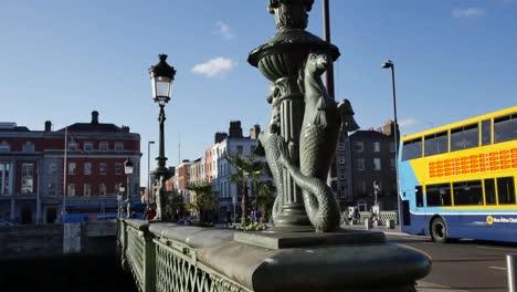 Ireland-Dublin-Bridge-On-The-River-Liffey