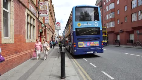 Ireland-Dublin-Buses-On-Lord-Edward-Street