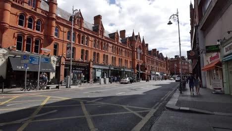 Ireland-Dublin-Red-Brick-Buildings