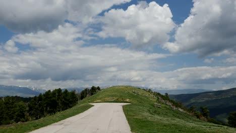 Spain-Pre-Pyrenees-La-Molina-Landing-Strip