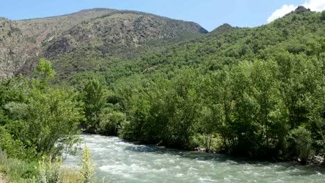 Spain-Pyrenees-Noguera-Pallaresa-River