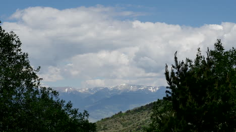 Spain-Pyrenees-In-Distance