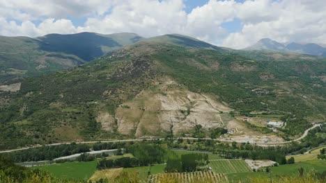 Spain-Pyrenees-Mountains-Near-Sort