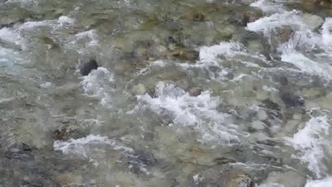 Spain-Pyrenees-Rushing-River-Detail