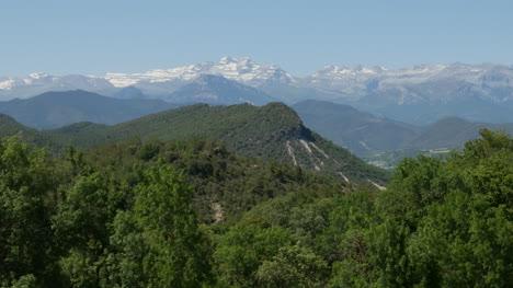 Spain-Pyrenees-Vista