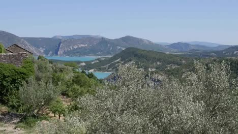 Spain-Sobrarbe-Region-View-With-Lake