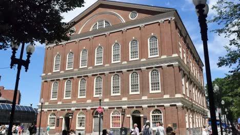 Usa-Boston-Faneuil-Hall