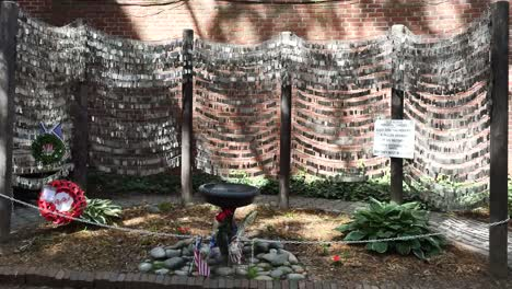 Usa-Boston-Iraq-And-Afghan-War-Memorial