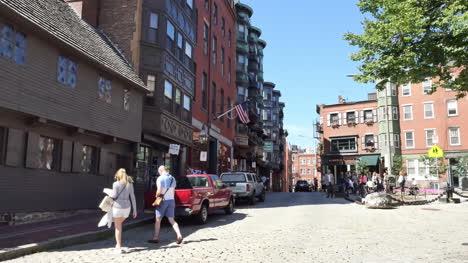 Usa-Boston-North-Square