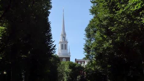 Usa-Boston-Old-North-Church