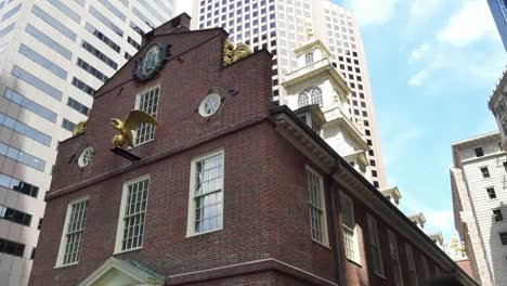 Usa-Boston-Old-State-House