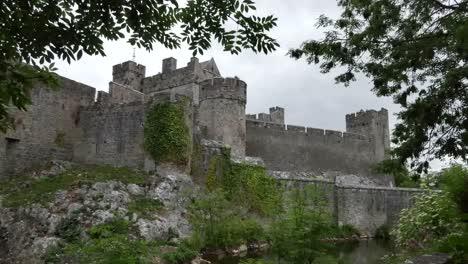 Ireland-Cahir-Castle-Stronghold-