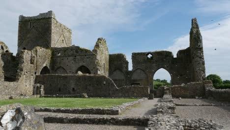 Ireland-Cashel-Hore-Abbey-Cistercian-Ruins