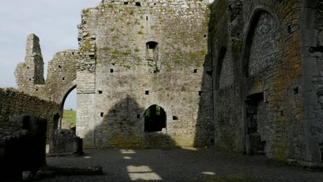 Ireland-Cashel-Hore-Abbey-Church-Ruin