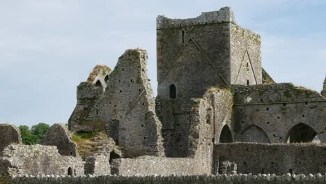 Ireland-Cashel-Hore-Abbey-Ruined-Tower