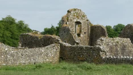 Ireland-Cashel-Hore-Abbey-Ruined-Walls-Zoom