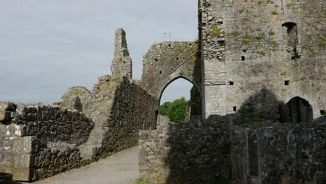 Ireland-Cashel-Hore-Abbey-Ruins-Arch