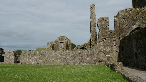 Ireland-Cashel-Hore-Abbey-Ruins-Walls