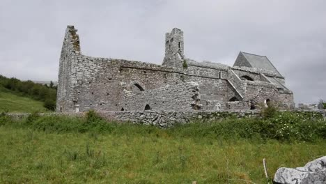 Ireland-Corcomroe-Abbey-View