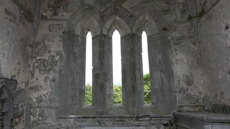 Ireland-Corcomroe-Abbey-With-Three-Gothic-Windows