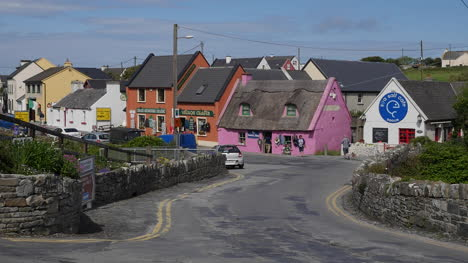 Ireland-County-Clare-Doolin-Village