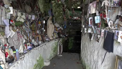 Ireland-County-Clare-Offerings-At-St-Brigids-Holy-Well-Zoom