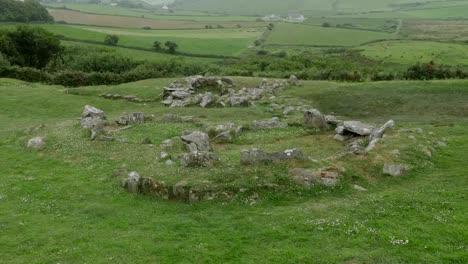 Ireland-County-Cork-Drombeg-Ancient-Hearth-Site-Zoom-In