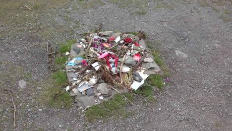 Ireland-County-Cork-Drombeg-Stone-Circle-Offerings