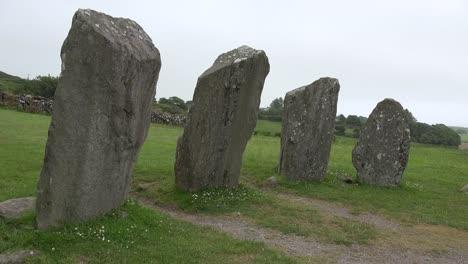 Ireland-County-Cork-Drombeg-Stone-Circle-With-Four-Stones