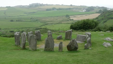 Ireland-County-Cork-Drombeg-Stone-Circle