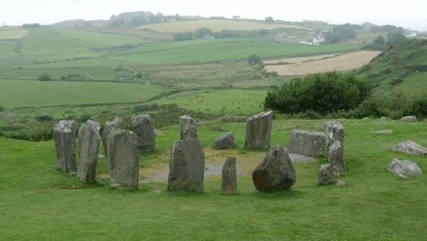 Ireland-County-Cork-Drombeg-Stone-Circle