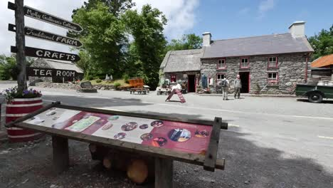 Ireland-County-Kerry-Information-Display