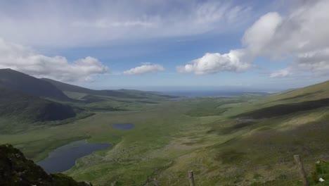 Ireland-Dingle-Peninsula-Glaciated-Valley-View