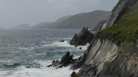 Irlanda-Dingle-Península-Escarpados-Acantilados