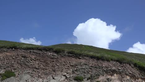 Ireland-Dingle-Peninsula-Soil-Profile-And-Cloud-Time-Lapse