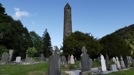Ireland-Glendalough-Celtic-Monastery
