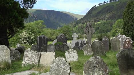 Irlanda-Monasterio-Monasterio-Con-Cementerio