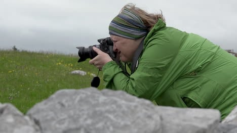 Ireland-Photographer-In-The-Burren